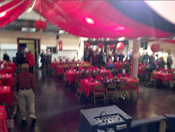 Crown Hall Banquet Hall
